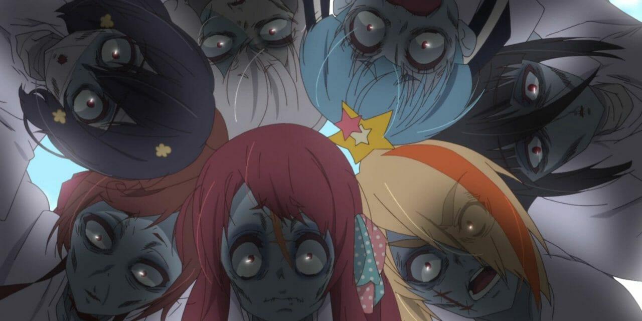 The Herald Anime Club Meeting 154: Retro Rewind: Zombie Land Saga Episode 5