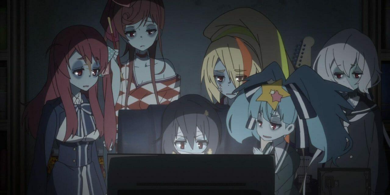 The Herald Anime Club Meeting 154: Retro Rewind: Zombie Land Saga Episode 6