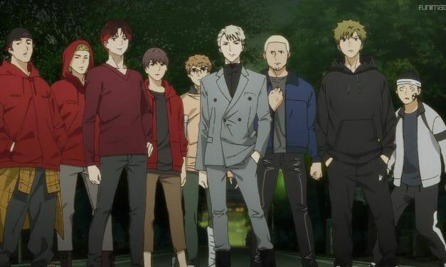 The Herald Anime Club Meeting 160: Ikebukuro West Gate Park Episode 2