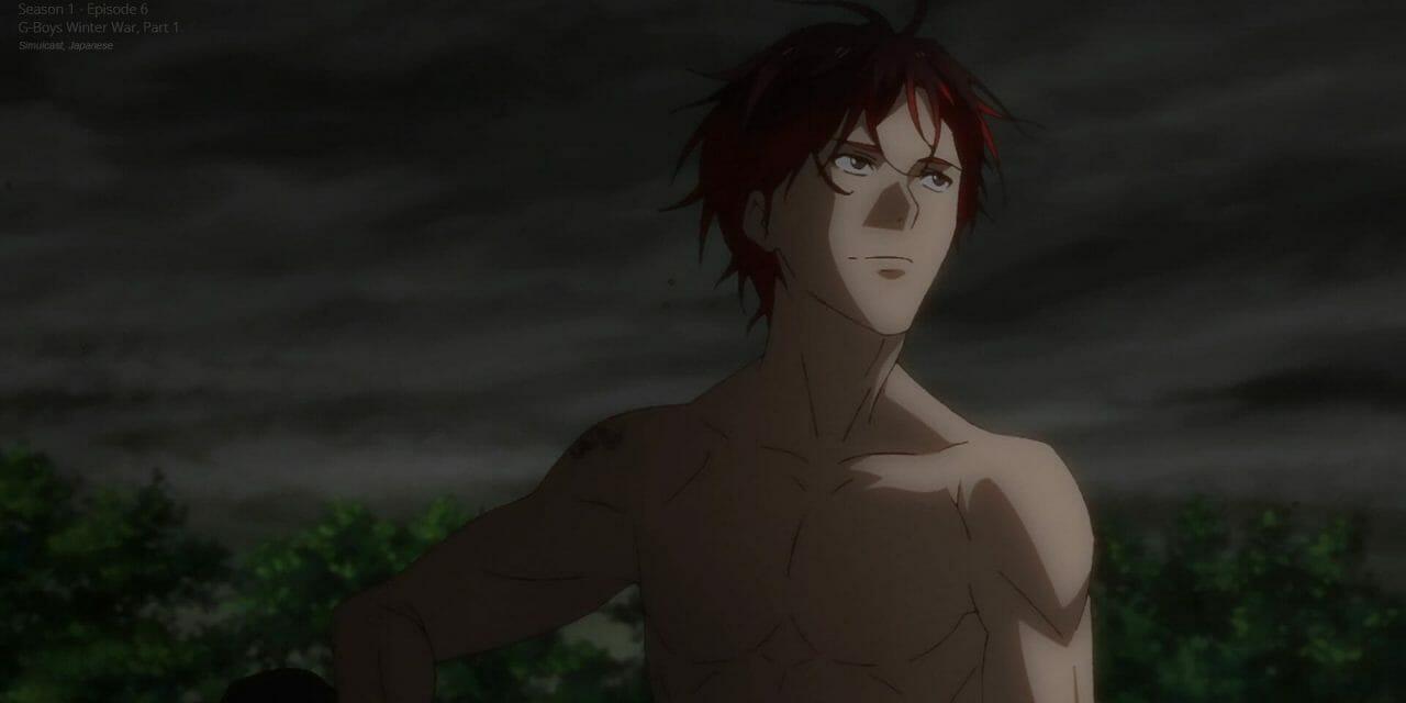 The Herald Anime Club Meeting 163: Ikebukuro West Gate Park Episode 6
