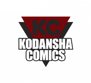 Logo for Kodansha Comics