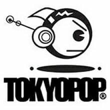 TOKYOPOP Company Logo