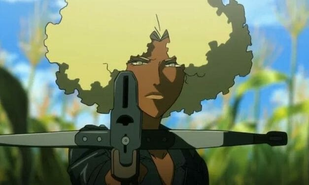 A Celebration of Black and POC Characters in Anime