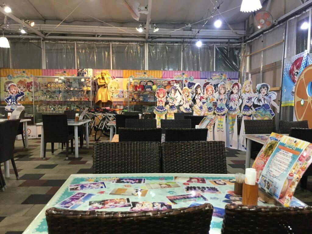 Love Live! SUN! SUN! Sunshine Cafe in Numazu, 2020