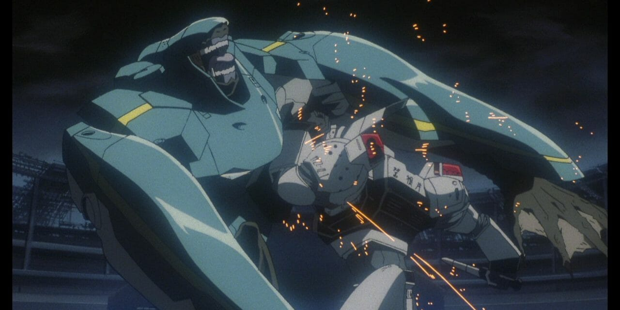 """""""Great Trash""""—Patlabor 3 and the Problems of Auteur Theory"""