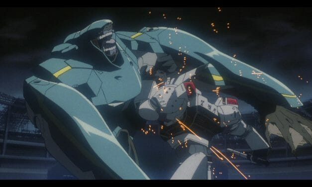 """Great Trash""—Patlabor 3 and the Problems of Auteur Theory"