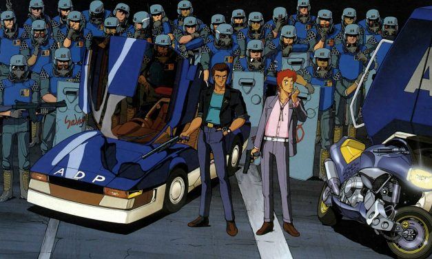 The Strangely Sanitary Role of Police in Cyberpunk Anime