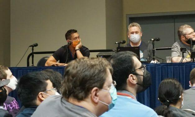 Otakon 2021: Fast Times at Discotek Media's Panel