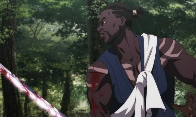 Yasuke: A Modern Myth From A Little-Known Part of Japanese History